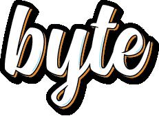 Logo for Byte Magazine at Ball State University